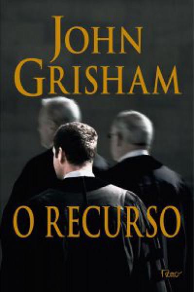 Capa de O recurso - John Grisham