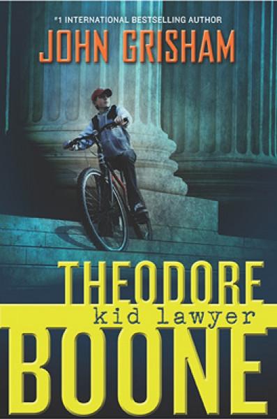 Capa de Theodore Boone - John Grisham