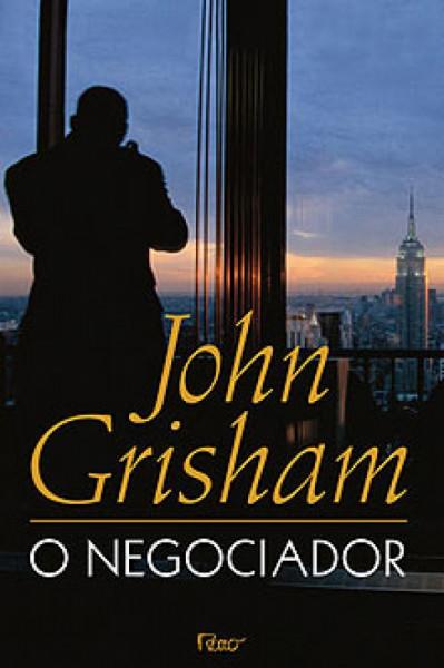 Capa de O negociador - John Grisham