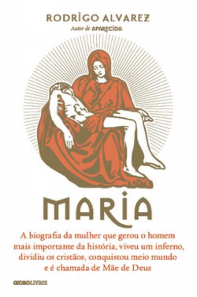 Capa de Maria - Rodrigo Alvarez