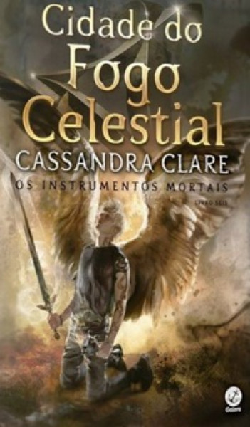 Capa de Cidade do fogo celestial - Cassandra Clare