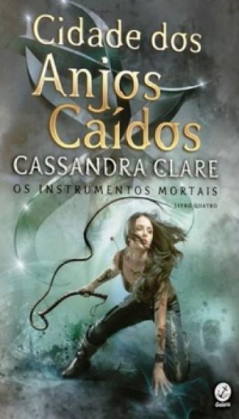 Capa de Cidade dos anjos caídos - Cassandra Clare