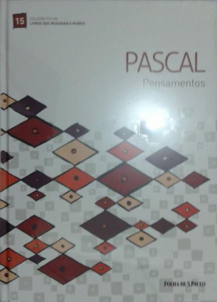 Capa de Pensamentos - Pascal
