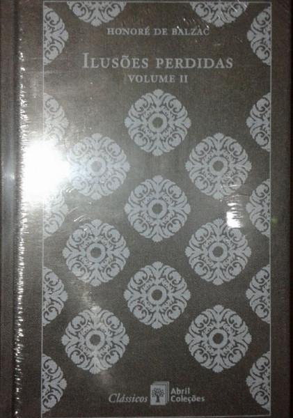 Capa de Ilusões perdidas volume 2 - Honoré de Balzac