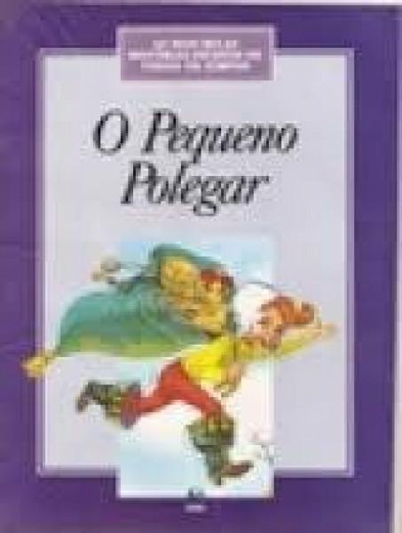 Capa de O pequeno Polegar -