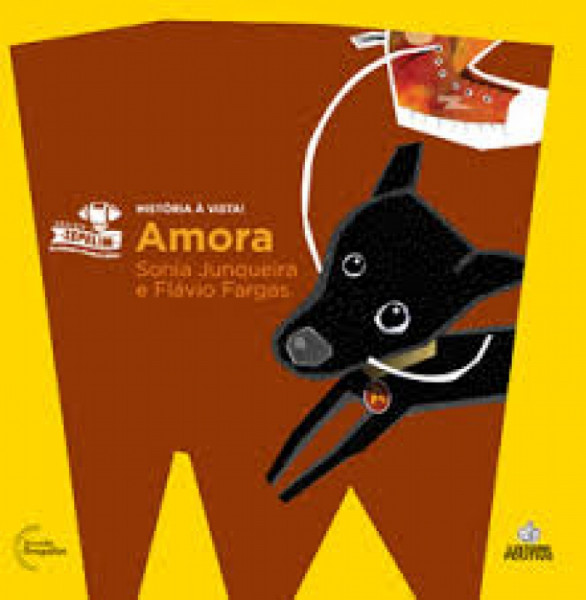 Capa de Amora - Sonia Junqueira; Flávio Fargas