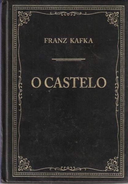 Capa de O castelo - Franz Kafka