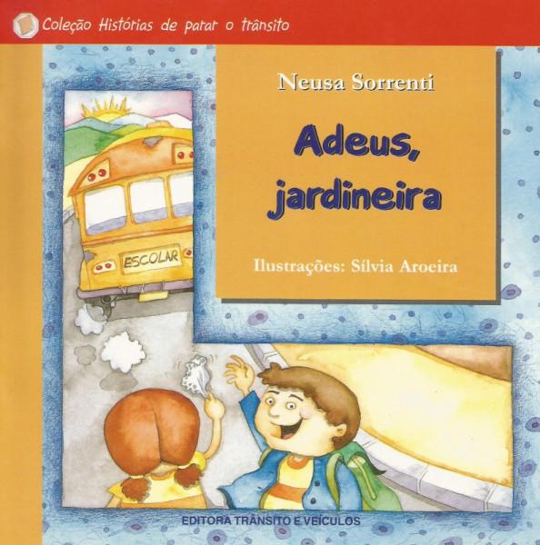 Capa de Adeus, jardineira - Neusa Sorrenti