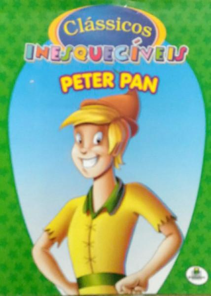 Capa de Peter Pan - Cristina Marques