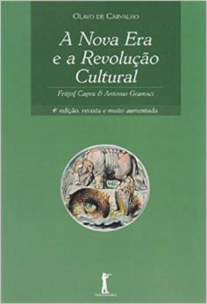 Capa de A nova era e a revolução cultural - Olavo de Carvalho
