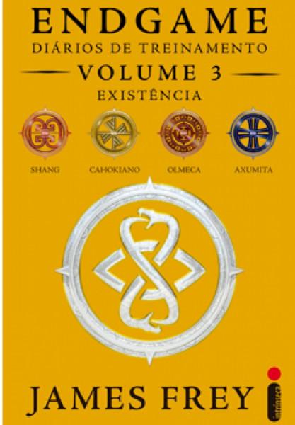 Capa de Endgame: Diário de treinamentos - James Frey
