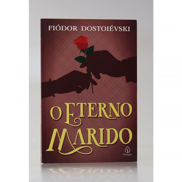 Capa de O eterno marido - Fiódor Dostoiévski