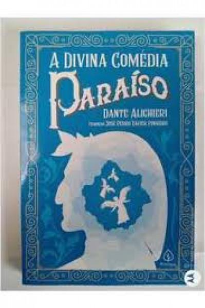 Capa de A divina comédia - Dante Alighieri