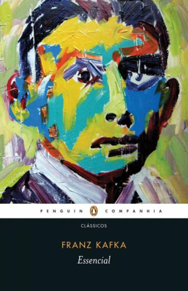Capa de Essencial - Franz Kafka