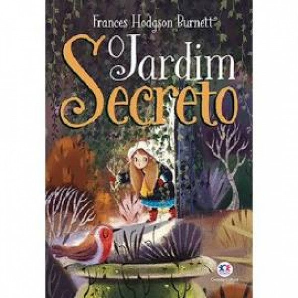 Capa de O jardim secreto - Frances Hodgson Burnett