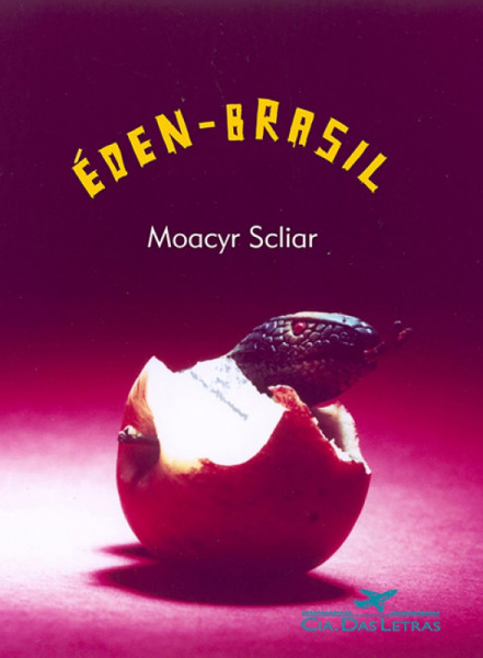 Capa de Éden-Brasil - Moacir Scliar