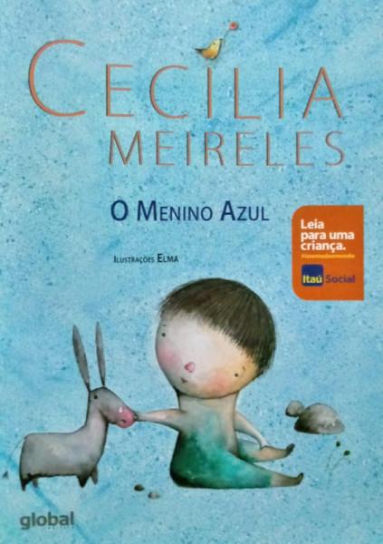 Capa de O menino azul - Cecília Meireles