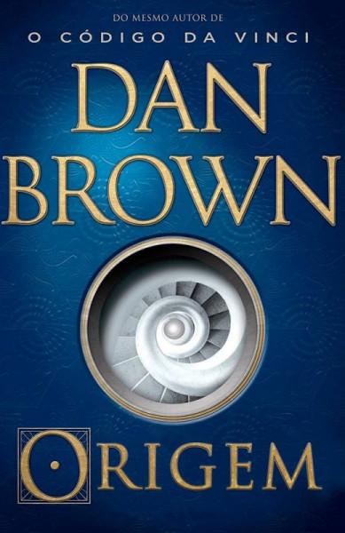 Capa de Origem - Dan Brown