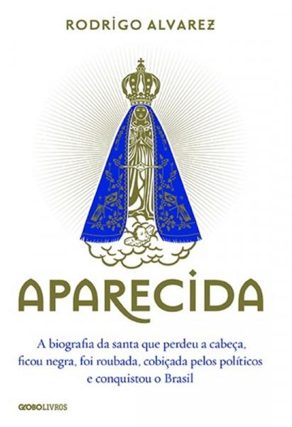 Capa de Aparecida - Rodrigo Alvarez