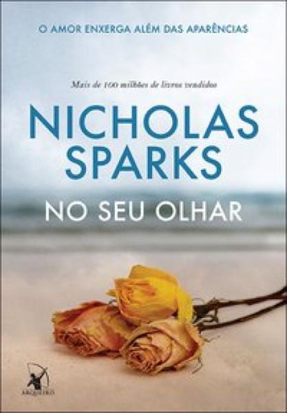 Capa de No seu olhar - Nicholas Sparks