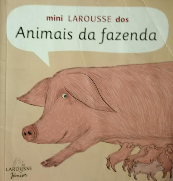 Capa de Animais da Fazenda - Fernando Wizart