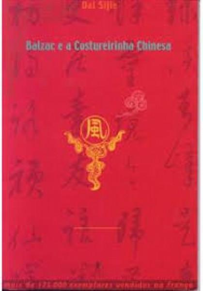Capa de Balzac e a costureirinha chinesa - Dai Sijie