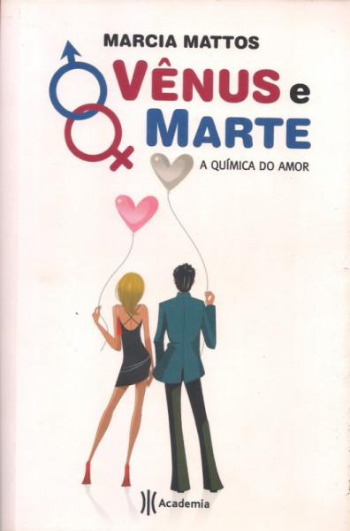 Capa de Venus e marte - Marcia Mattos