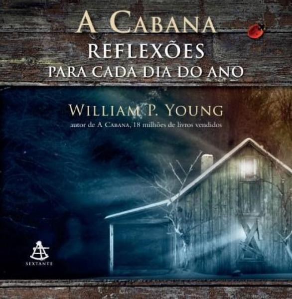 Capa de A cabana - William P. Young