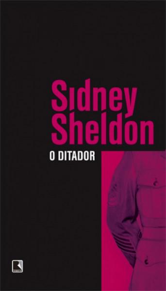 Capa de O ditador - Sidney Sheldon