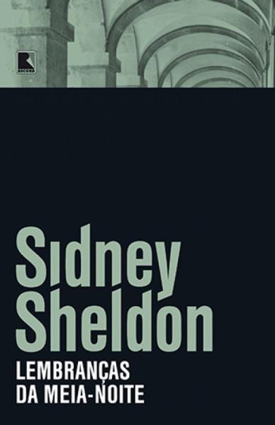 Capa de Lembranças da meia-noite - Sidney Sheldon