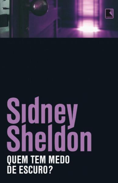 Capa de Quem tem medo de escuro? - Sidney Sheldon
