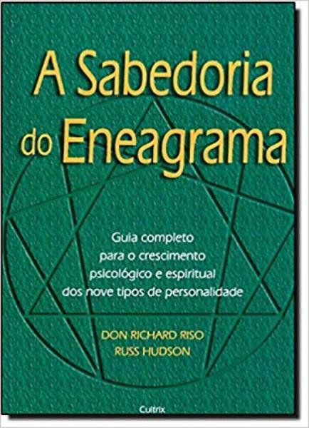 Capa de A sabedoria do eneagrama - Don Richard Riso; Russ Hudson