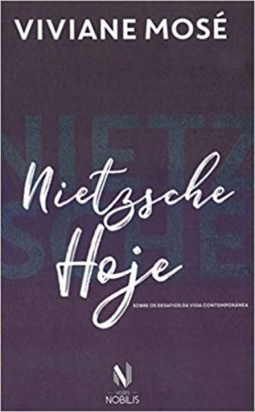 Capa de Nietzsche hoje - Viviane Mosé