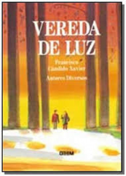 Capa de Vereda de luz - Francisco Cândido Xavier
