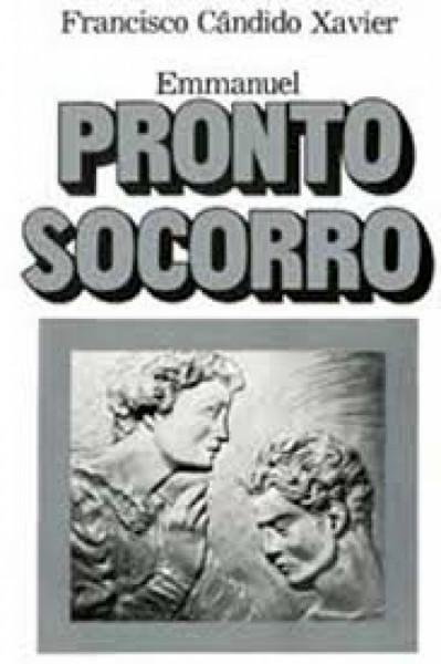 Capa de Pronto socorro - Francisco Cândido Xavier; Espírito Emmanuel
