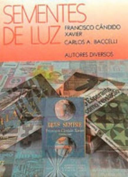 Capa de Sementes de luz - Francisco Cândido Xavier