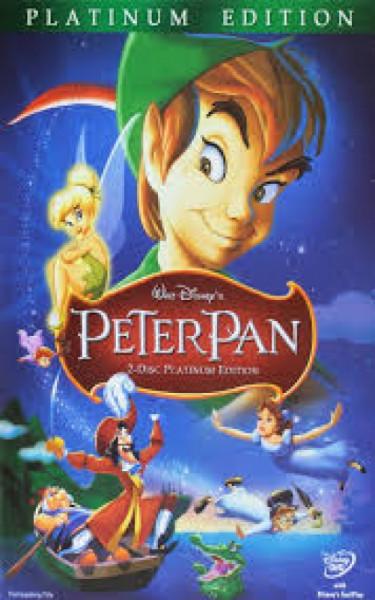 Capa de Peter Pan -