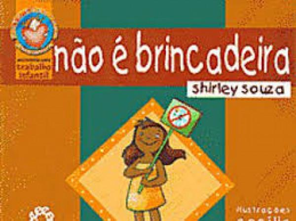 Capa de Não é brincadeira - Shirley Souza