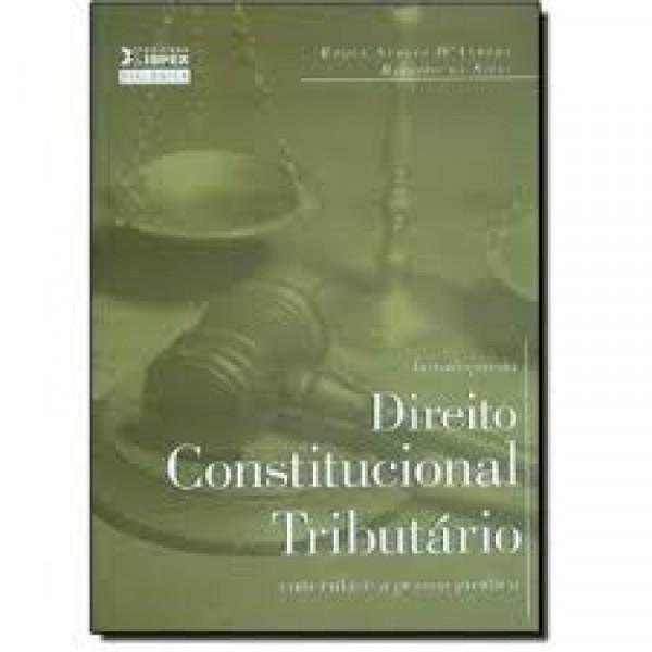 Capa de Direito Constitucional Tributário -