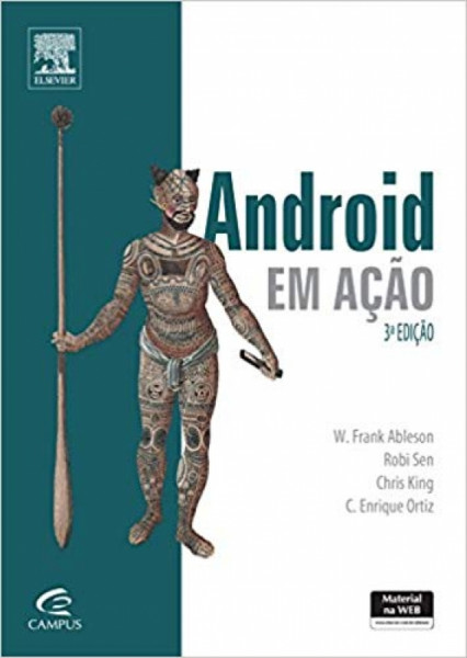 Capa de Android em Ação -