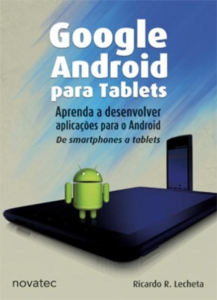 Capa de Google Android para Tablets -