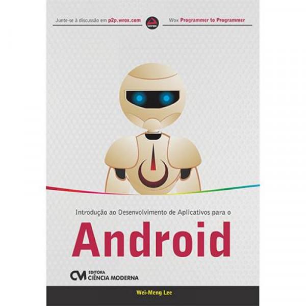 Capa de Introdução ao Desenvolvimento de Aplicativos para o Android -