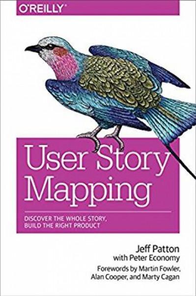 Capa de User Story Mapping -