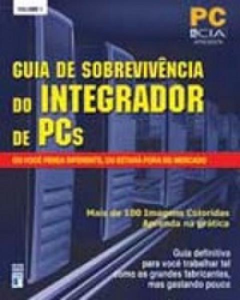 Capa de Guia de Sobrevivência do Integrador de PCs -