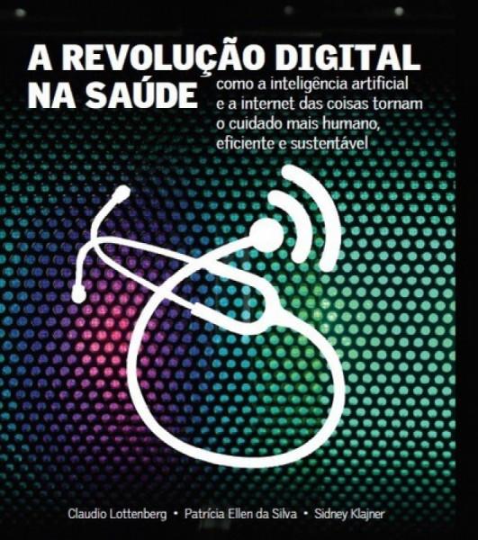 Capa de A Revolução Digital na Saúde -