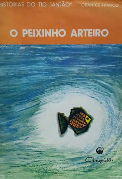 Capa de O Peixinho Arteiro - Oranice Franco