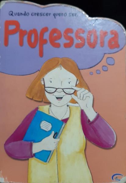 Capa de Professora -