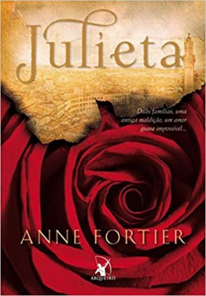 Capa de Julieta - Anne Fortier
