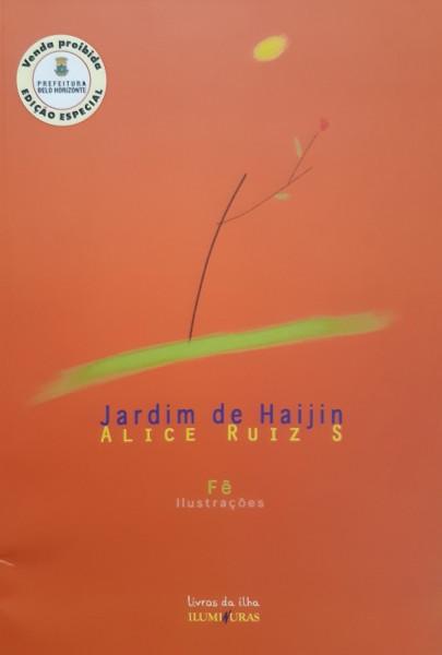 Capa de Jardim de Haijin - Alice Ruiz S