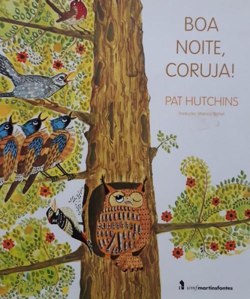 Capa de Boa Noite, Coruja! - Pat Hutchins